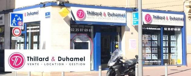Agence immobilière Thillard & Duhamel