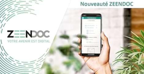 Application GED : la nouvelle appli mobile Zeendoc