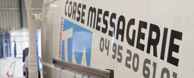 Corse Messagerie