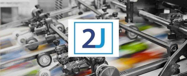 Distribution, logistique et maintenance : 2J Impression