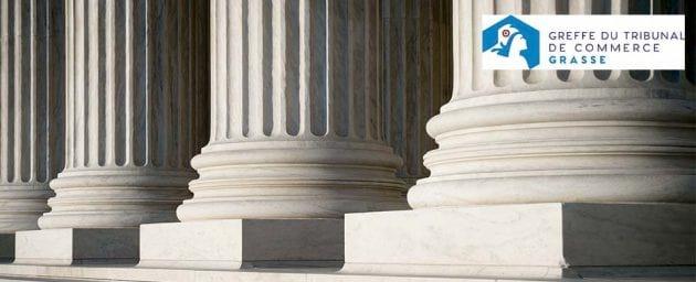 Greffe Tribunal de commerce de GRASSE