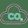 Pictogramme neutre carbone