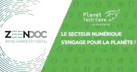 SAGES informatique rejoint Planet Tech'Care