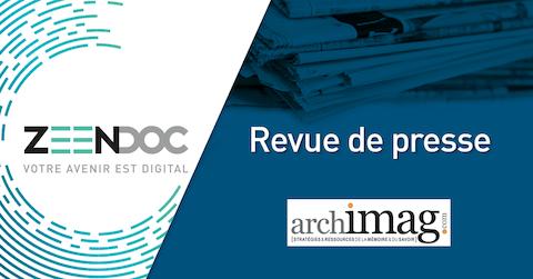 [Revue de presse] Leclerc Porto-Vecchio confie la numérisation de ses archives au Scan Center, l'atelier du digital