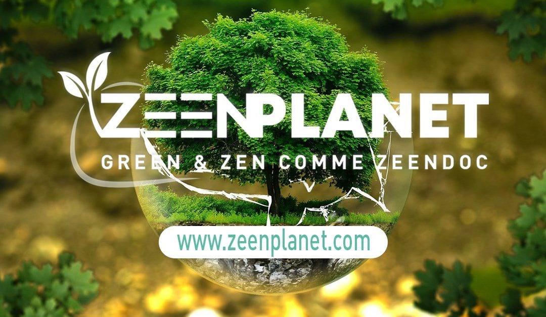 [Le Programme ZeenPlanet] La démarche Bas Carbone de Zeendoc