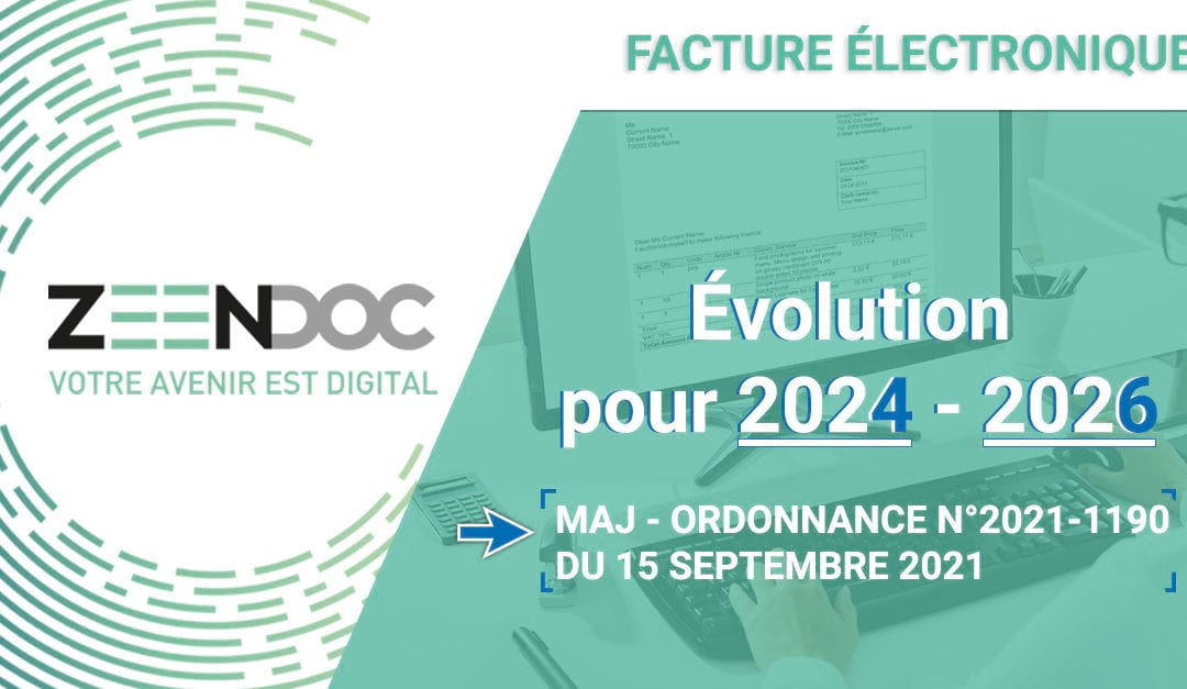 Facturation électronique obligatoire : ce qui va changer en 2024