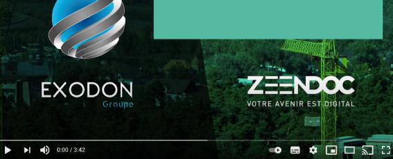 [VIDEO] EXODON, entreprise de Travaux Publics
