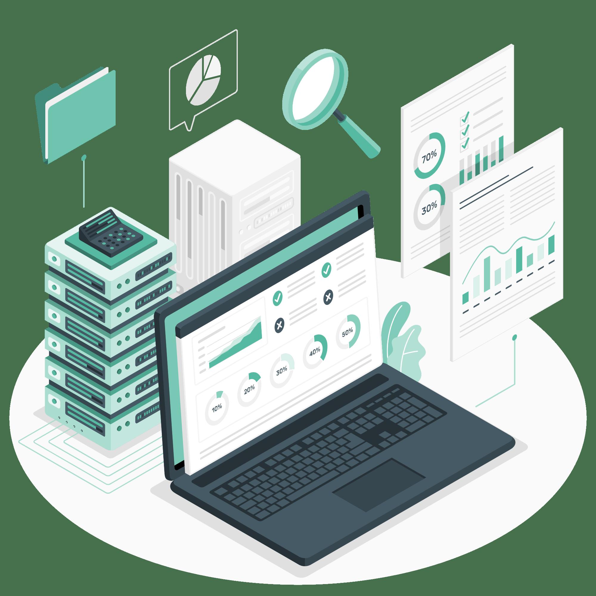 export automatique des écritures comptables